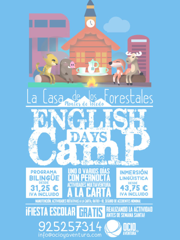 ficha-English-Days-Camp-Dw